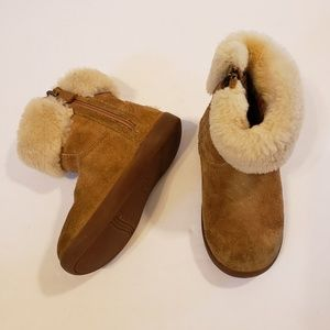 Ugg   toddler warm ankle boots